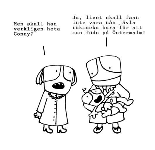 Ord och inga visor...;-)